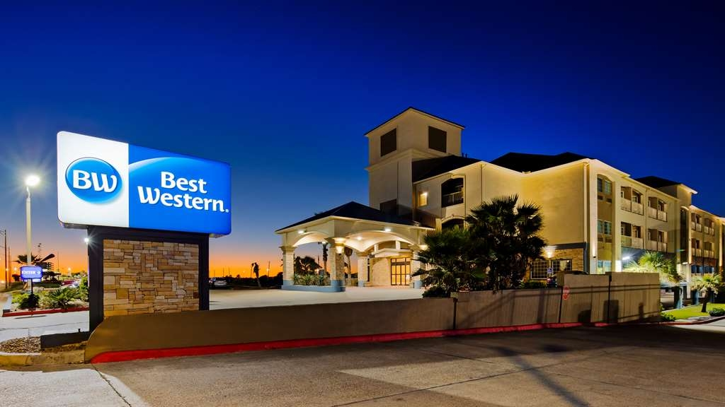Best Western Galveston West Beach Hotel - Außenansicht