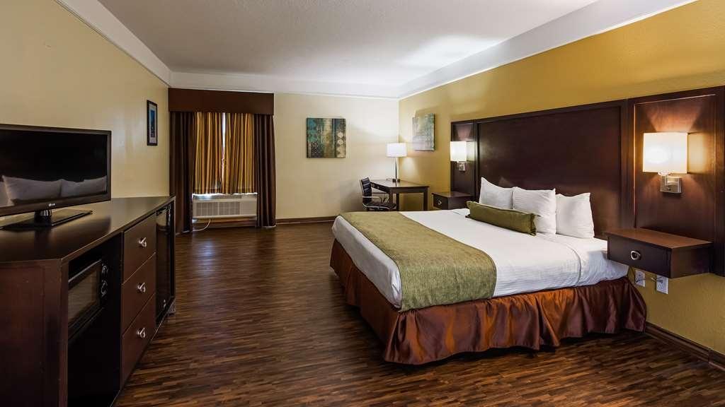 Best Western Galveston West Beach Hotel - Habitaciones/Alojamientos