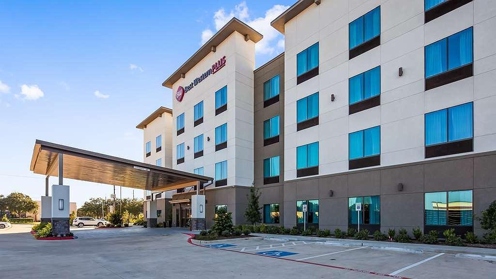 Best Western Plus Houston I-45 North Inn & Suites - Area esterna
