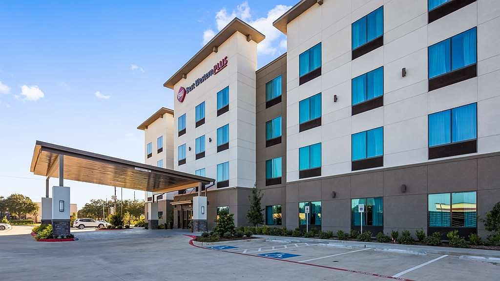 Best Western Plus Houston I-45 North Inn & Suites - Aussenansicht