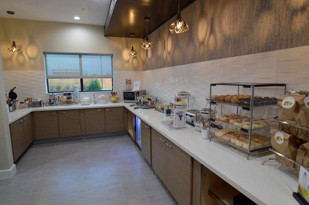 Best Western Plus Houston I-45 North Inn & Suites - Restaurant / Gastronomie