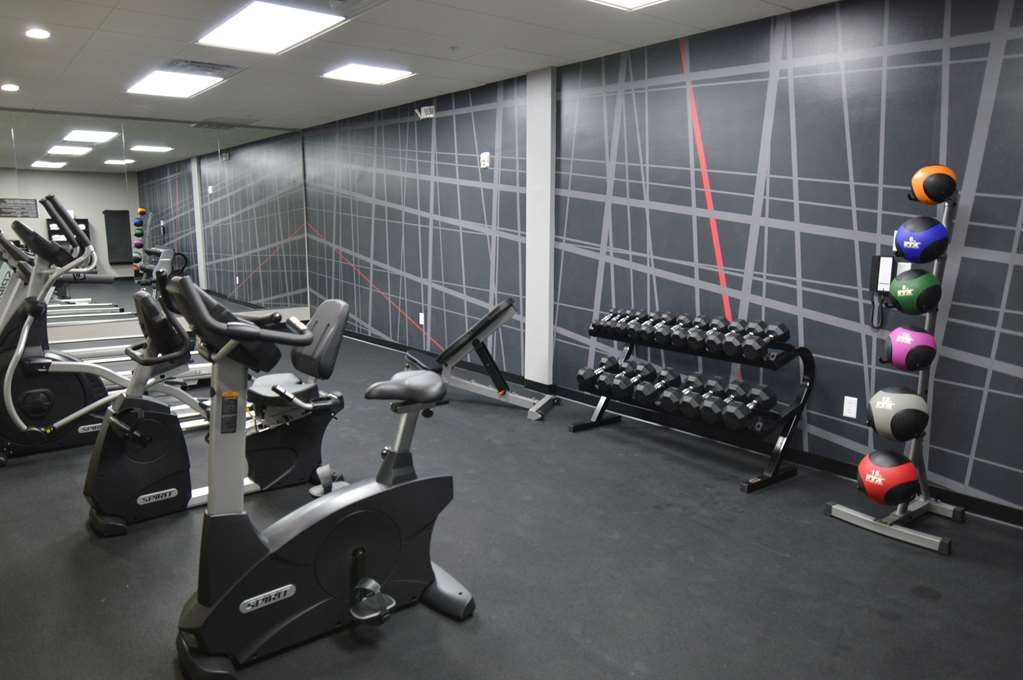 Best Western Plus Houston I-45 North Inn & Suites - Fitnessstudio