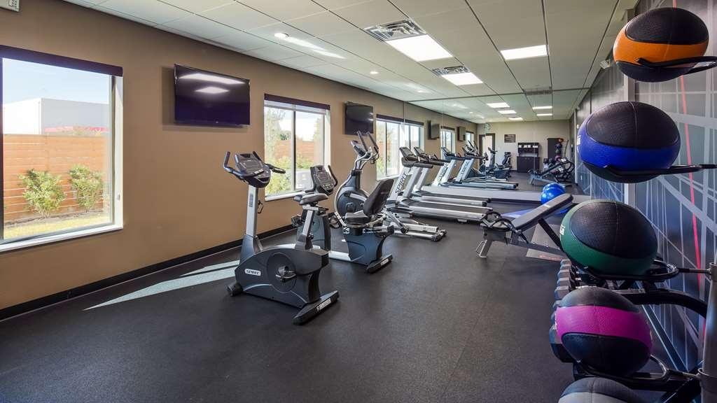 Best Western Plus Houston I-45 North Inn & Suites - Fitness Center