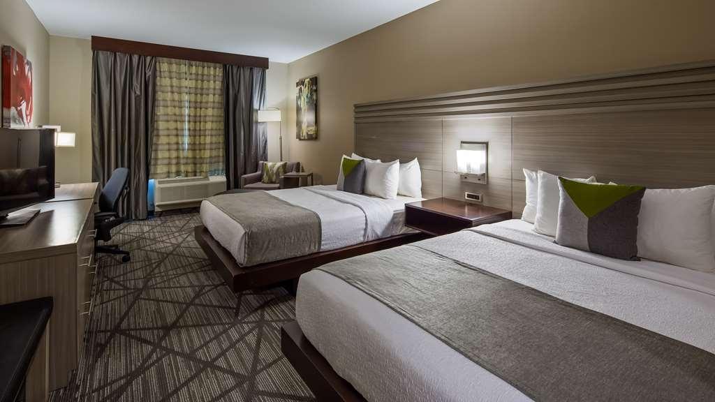 Best Western Plus Houston I-45 North Inn & Suites - Double Queen Guest Room