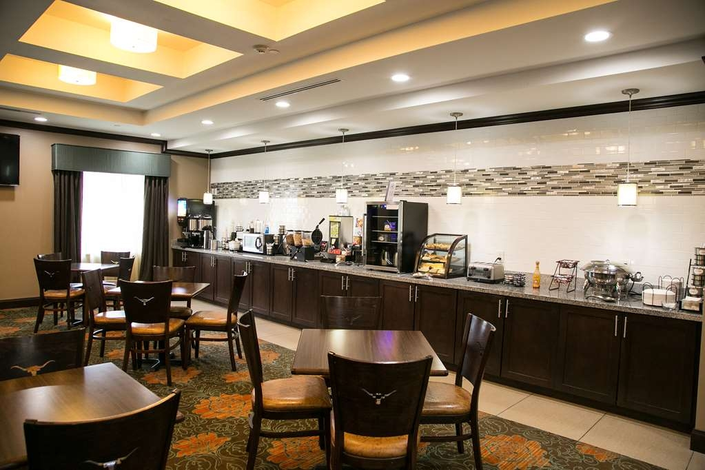 Best Western Plus Longhorn Inn & Suites - Restaurant / Etablissement gastronomique