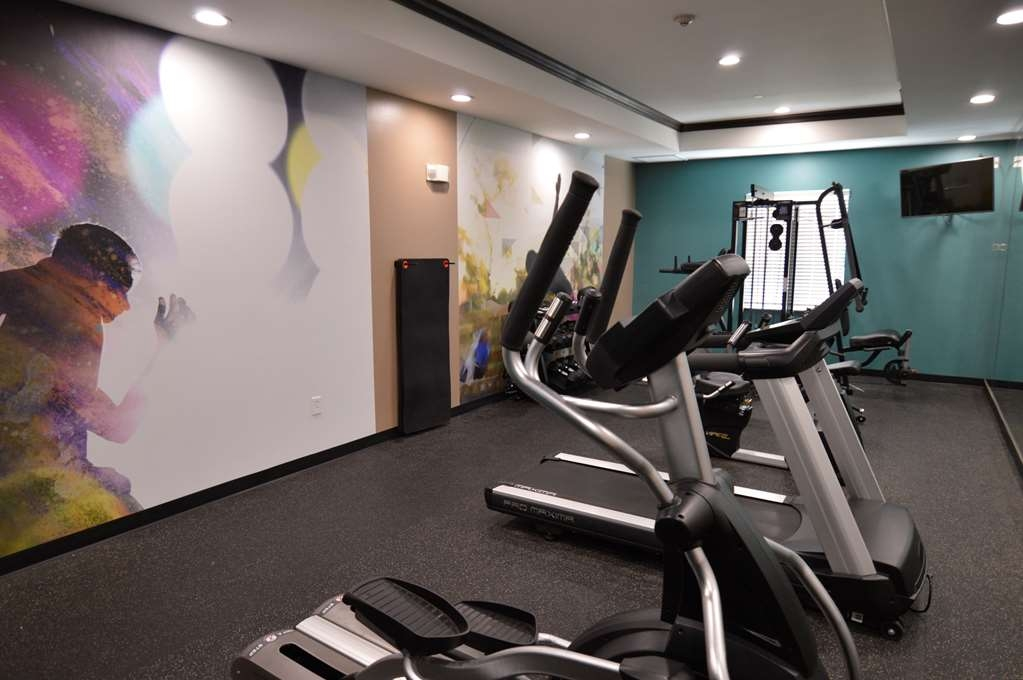 Best Western Plus Longhorn Inn & Suites - Club de remise en forme