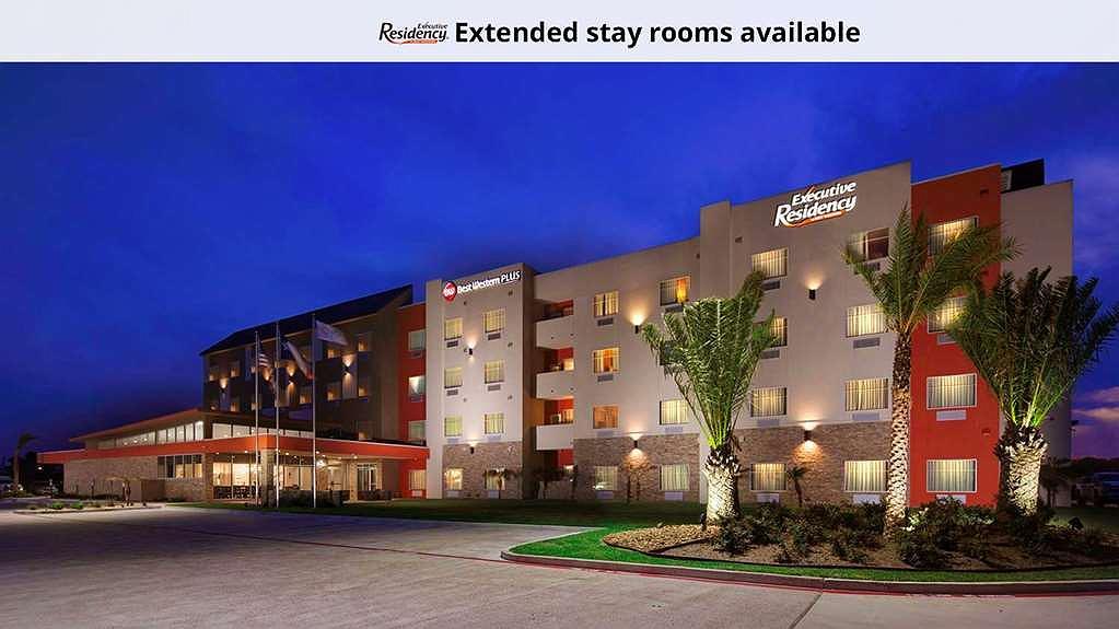 Best Western Plus Executive Residency IH-37 Corpus Christi - Aussenansicht