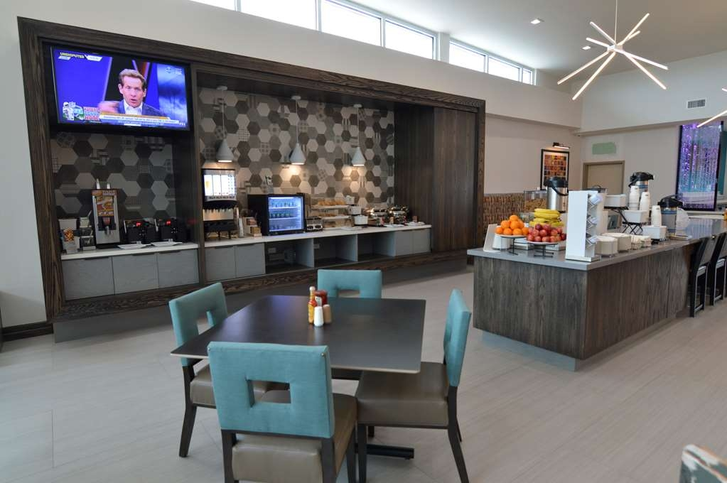 Best Western Plus Executive Residency IH-37 Corpus Christi - Restaurant / Gastronomie