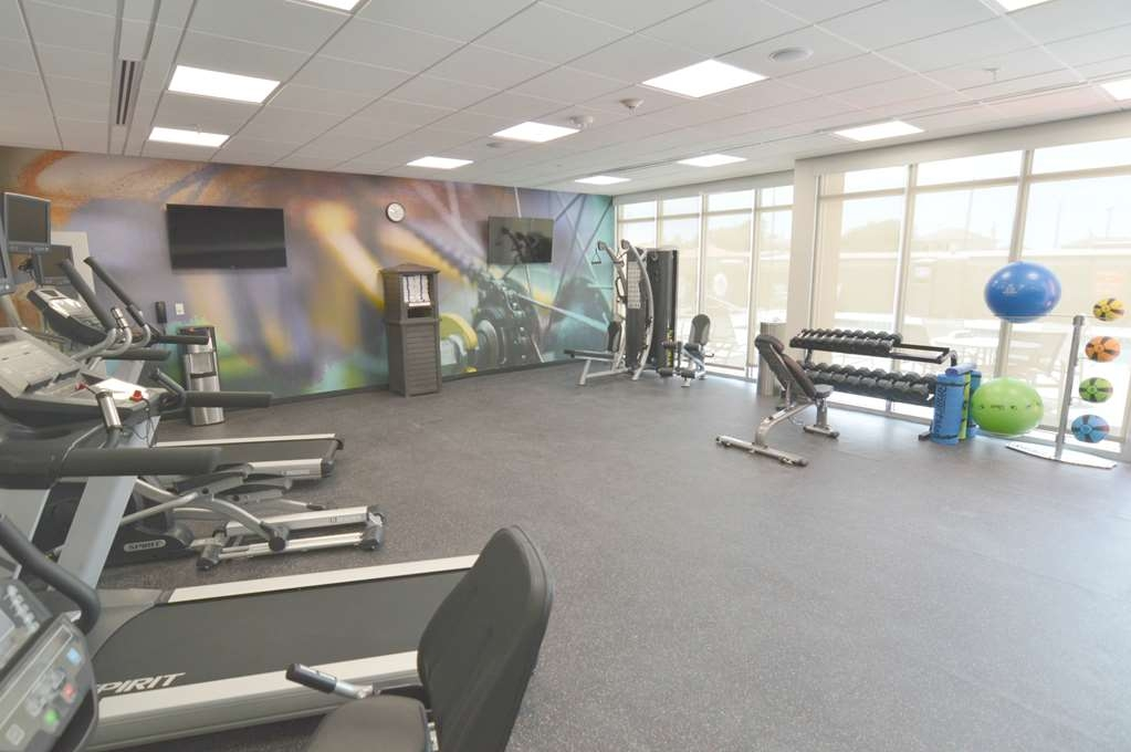 Best Western Plus Executive Residency IH-37 Corpus Christi - Fitnessstudio