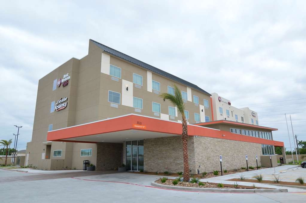 Best Western Plus Executive Residency IH-37 Corpus Christi - Außenansicht
