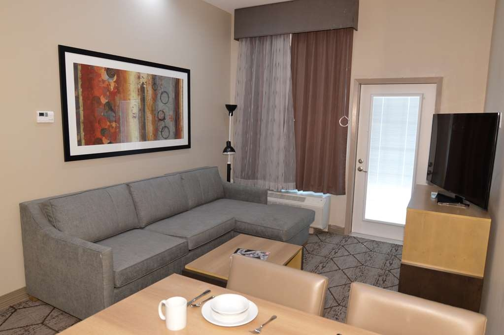 Best Western Plus Executive Residency IH-37 Corpus Christi - Chambre d'agrément