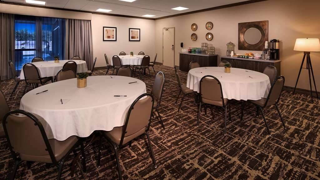 Best Western Plus Executive Residency IH-37 Corpus Christi - Salle de réunion