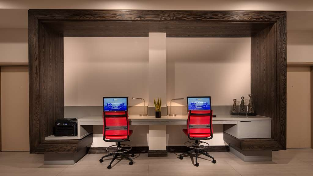 Best Western Plus Executive Residency IH-37 Corpus Christi - centre des affaires