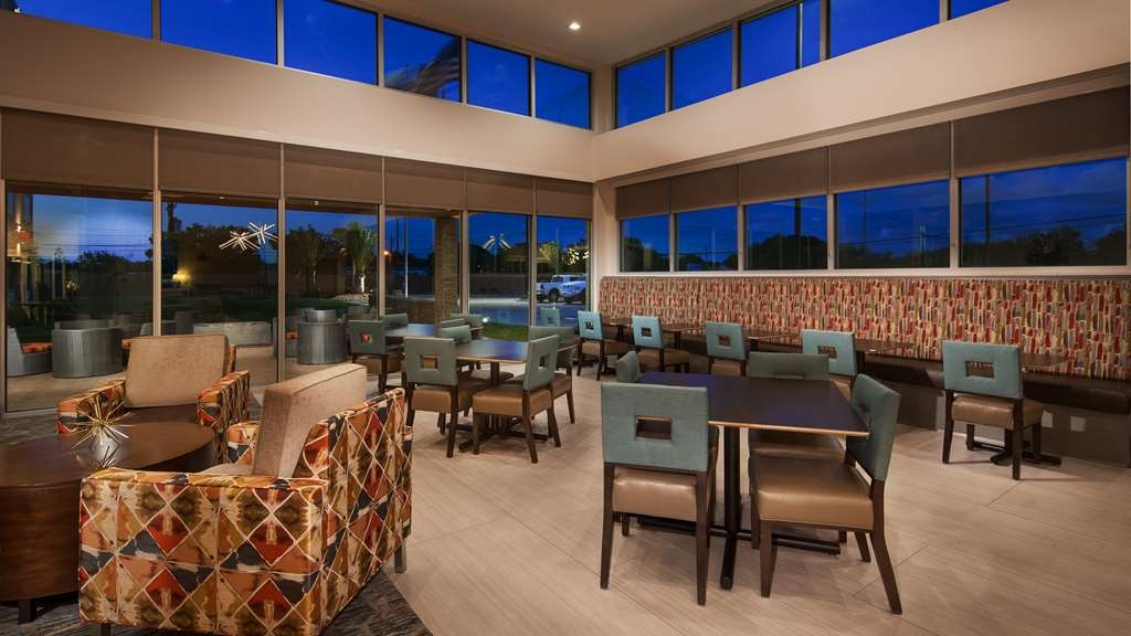 Best Western Plus Executive Residency IH-37 Corpus Christi - Vue du lobby