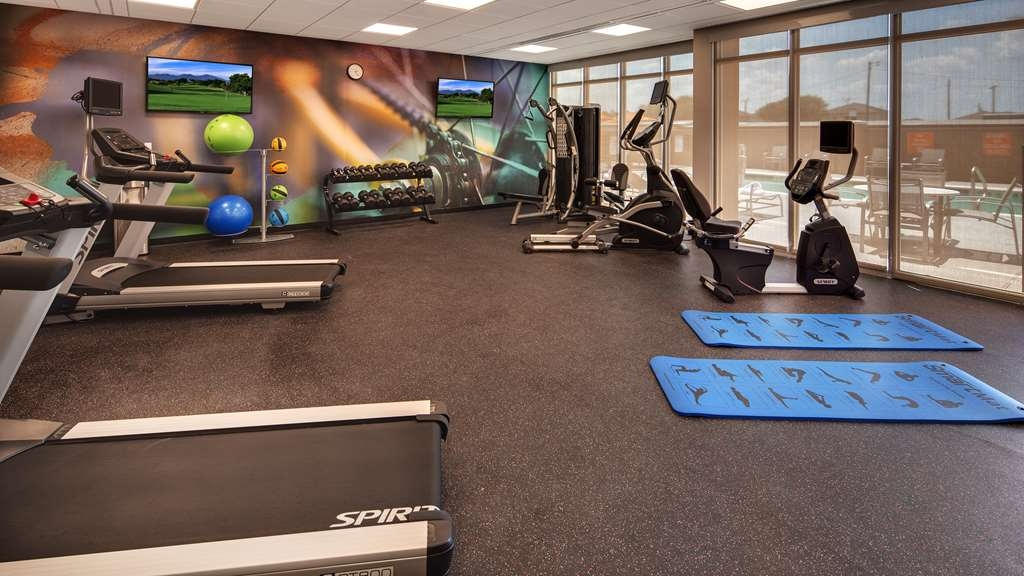 Best Western Plus Executive Residency IH-37 Corpus Christi - Club de remise en forme
