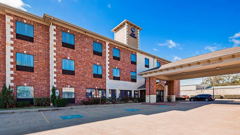 Best Western Franklin Town Center Hotel & Suites - Area esterna