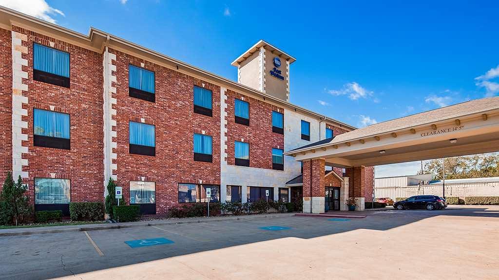 Best Western Franklin Town Center Hotel & Suites - Aussenansicht