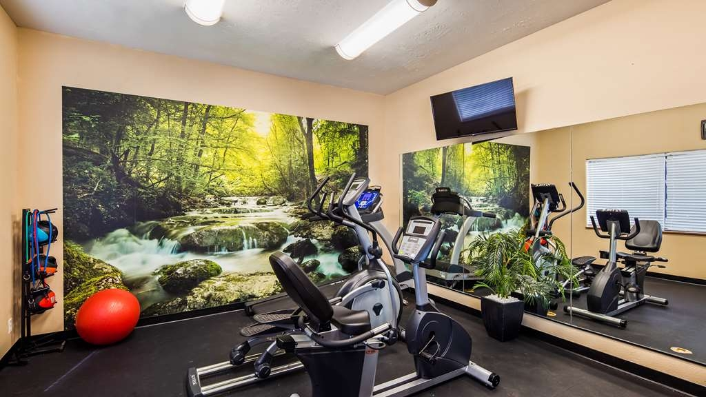 Best Western Franklin Town Center Hotel & Suites - Fitness Center