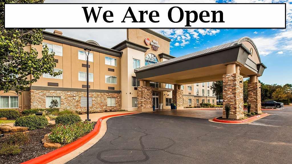 Best Western Plus Longview - University Hotel - we are open BW Longview