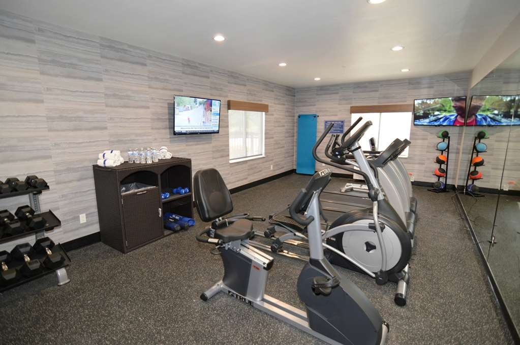 Best Western Plus Longview South Hotel - Club de remise en forme