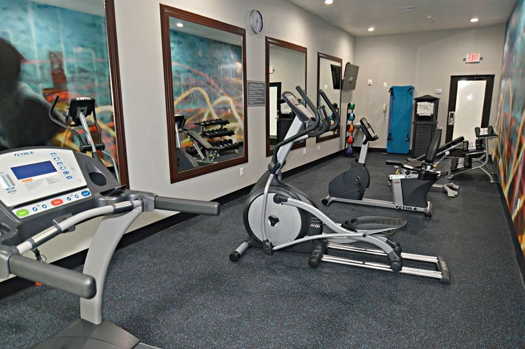 Best Western Plus Waller Hotel - Fitnessstudio