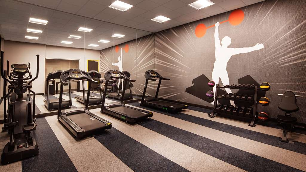 GLo Best Western DeSoto Dallas - Club de remise en forme