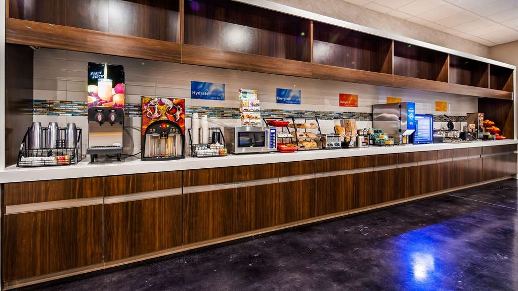 GLo Best Western DeSoto Dallas - Restaurant / Gastronomie