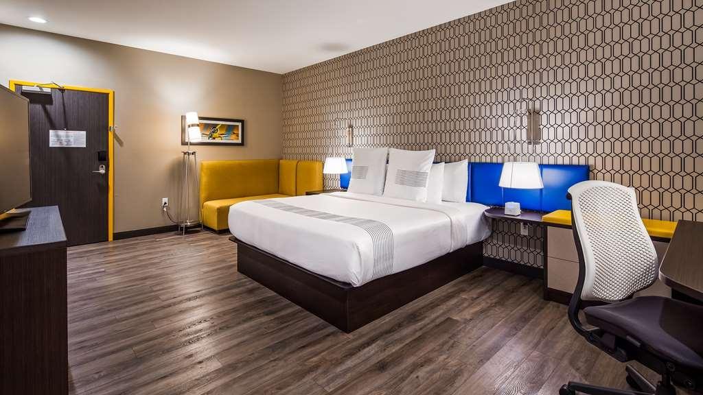 GLo Best Western DeSoto Dallas - Habitaciones/Alojamientos