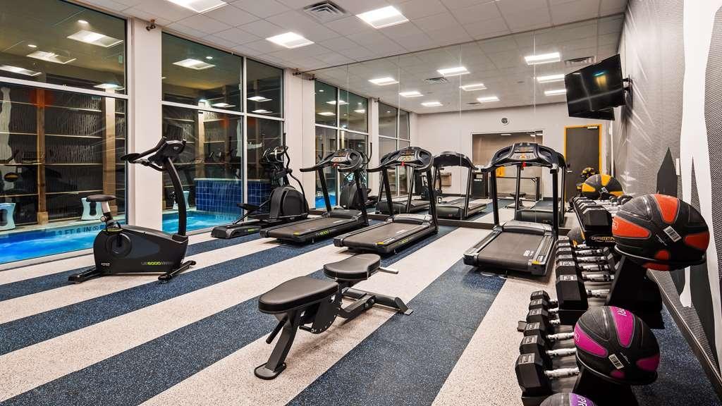 GLo Best Western DeSoto Dallas - Fitnessstudio