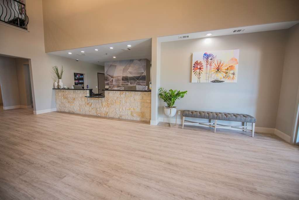 Best Western Plus Killeen/Fort Hood Hotel & Suites - Vue du lobby