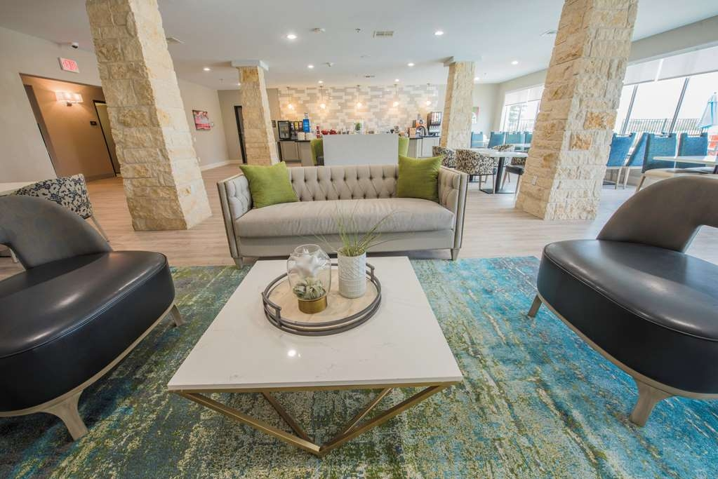 Best Western Plus Killeen/Fort Hood Hotel & Suites - Restaurant / Etablissement gastronomique