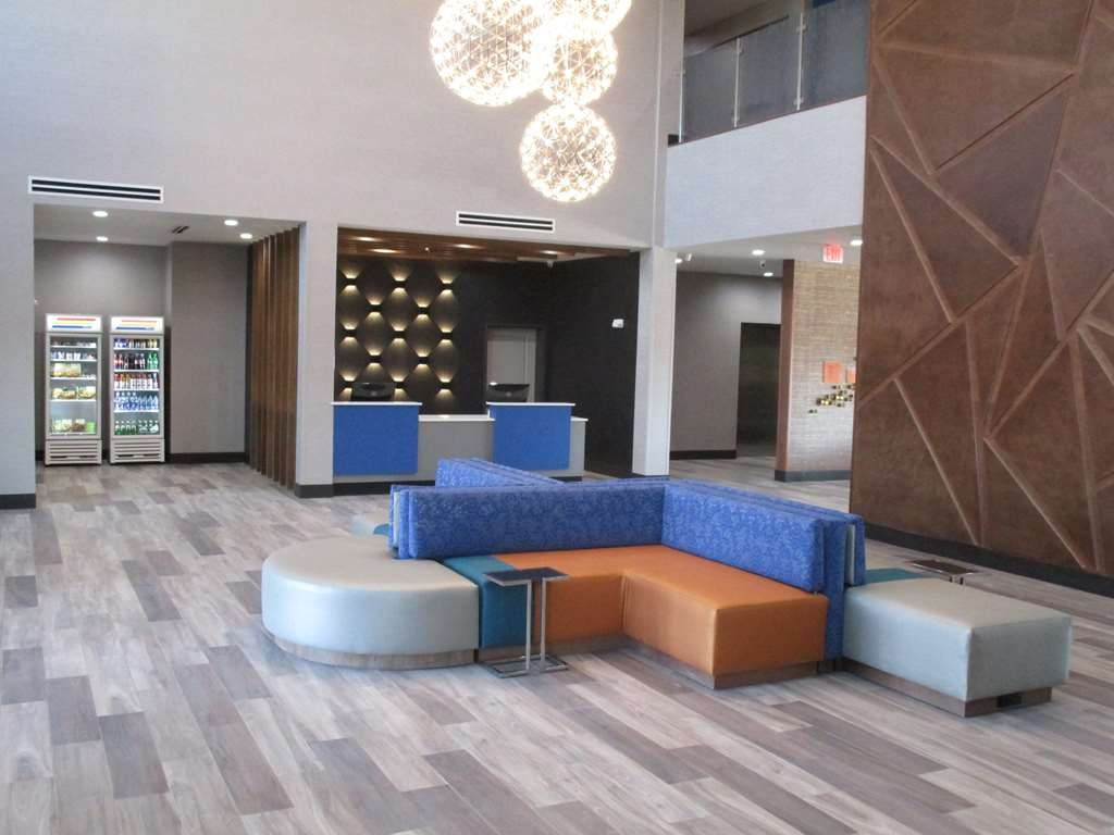 Best Western Plus Medical Center Hotel - Vue du lobby