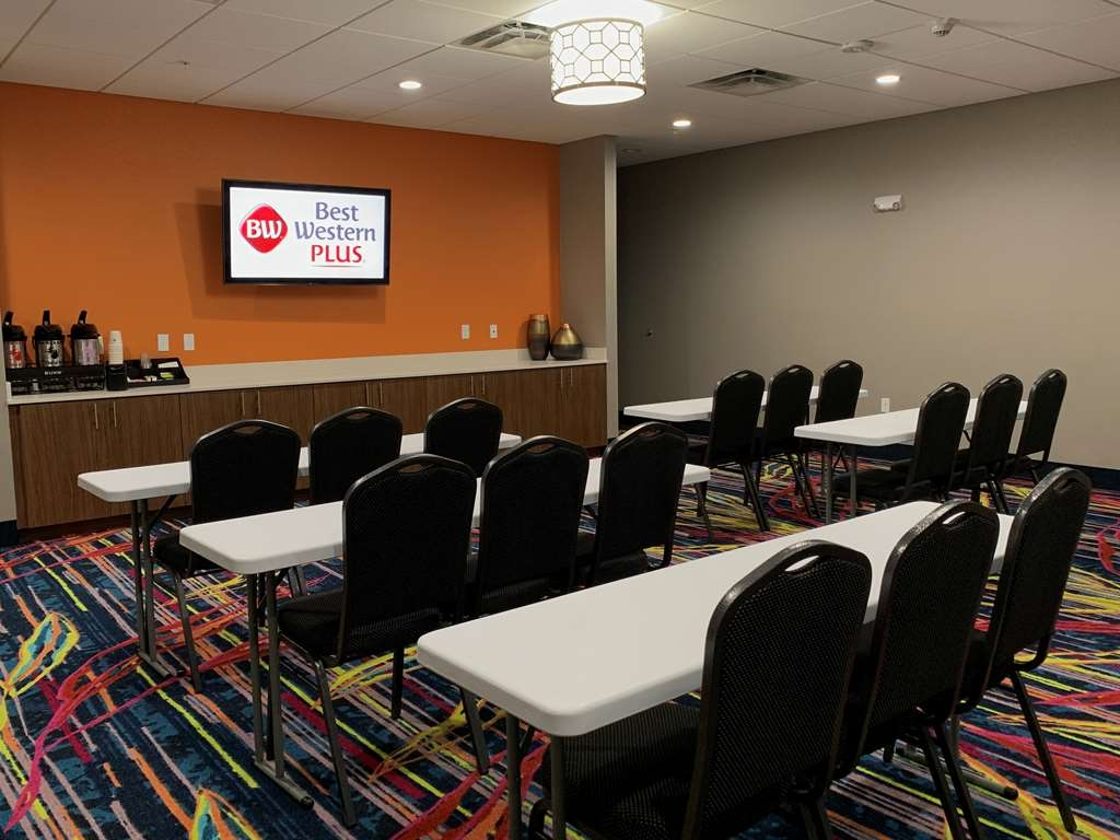 Best Western Plus Medical Center Hotel - Sala de reuniones
