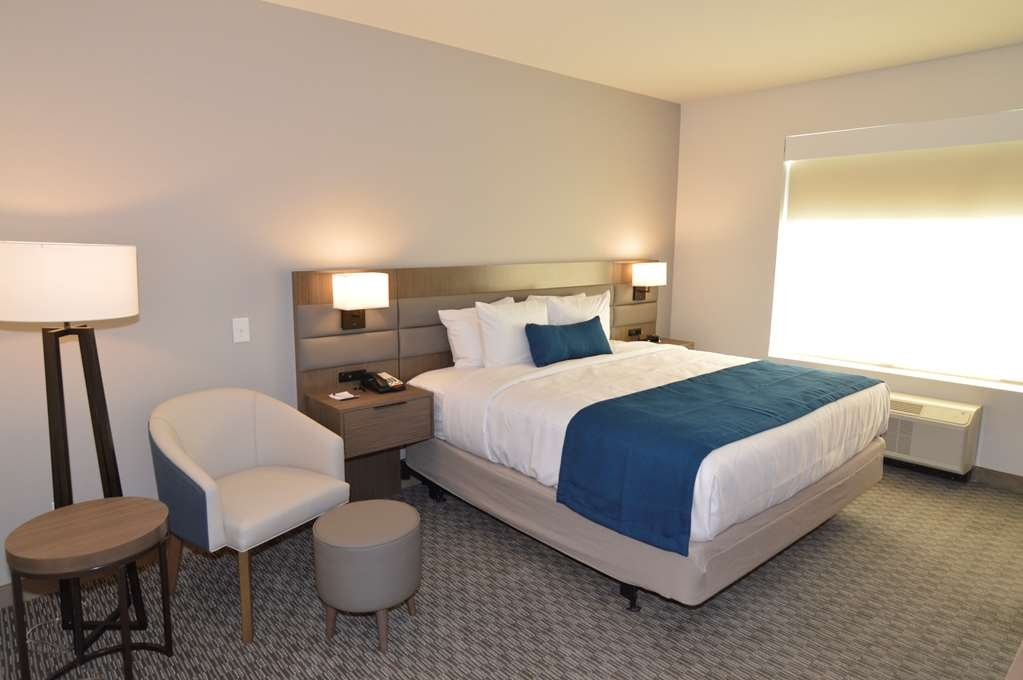 Best Western Plus Executive Residency Austin - If you need a mobility accessible room we've got you covered!