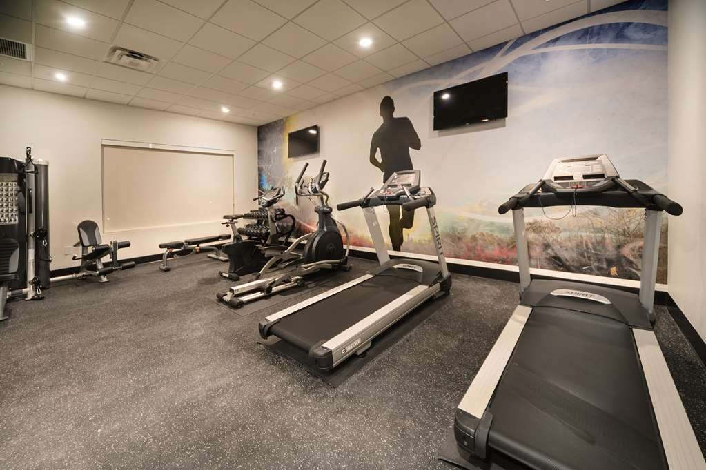Best Western Plus Executive Residency Austin - There is no need to take a break from your regular fitness routine during your stay with us.
