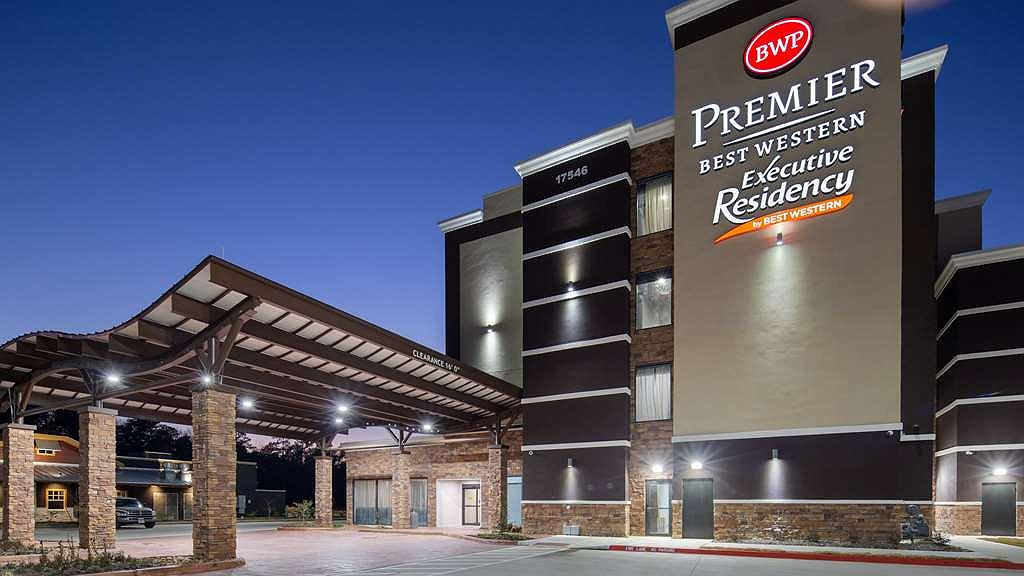 Best Western Premier Executive Residency Grand Texas Hotel - Area esterna