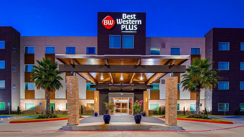 Best Western Plus Westheimer-Westchase Inn & Suites - Vista Exterior