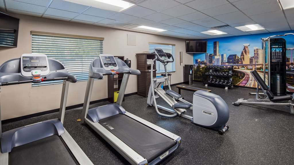 Best Western Plus Westheimer-Westchase Inn & Suites - Club de remise en forme