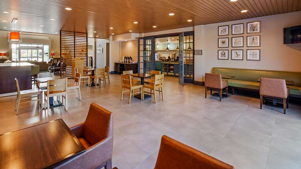 Best Western Plus Westheimer-Westchase Inn & Suites - Restaurant / Etablissement gastronomique