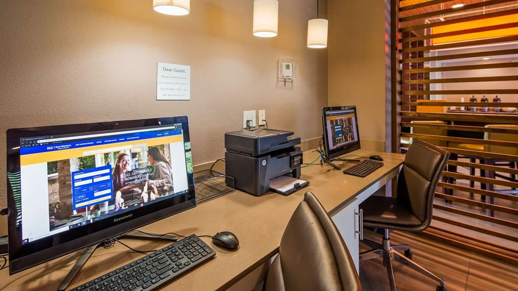 Best Western Plus Westheimer-Westchase Inn & Suites - centre des affaires