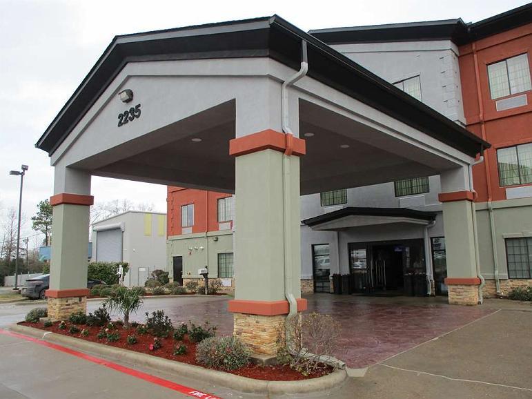 Best Western Carthage Inn & Suites - Vista exterior