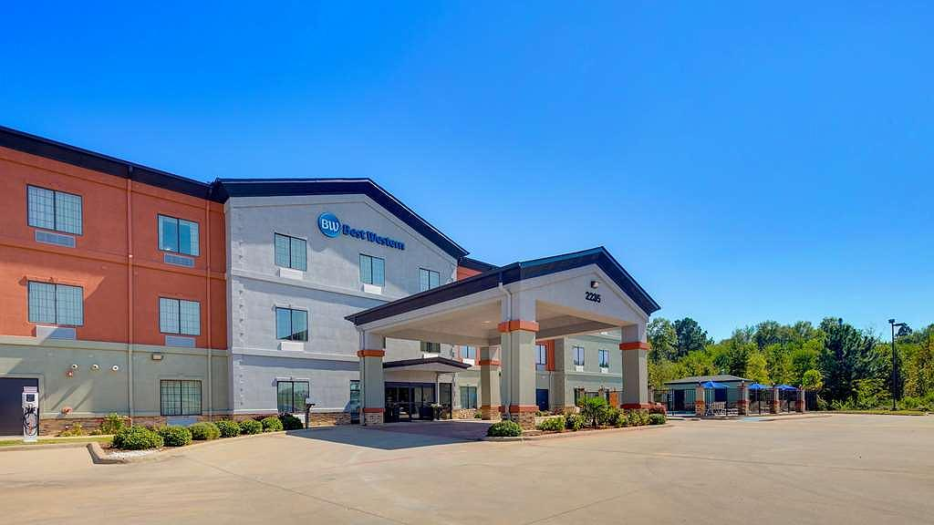 Best Western Carthage Inn & Suites - Vista exterior