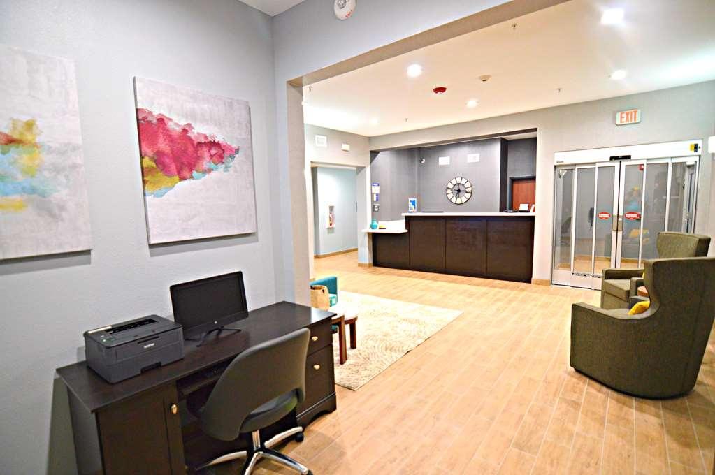 Best Western Ingleside Inn & Suites - centre des affaires