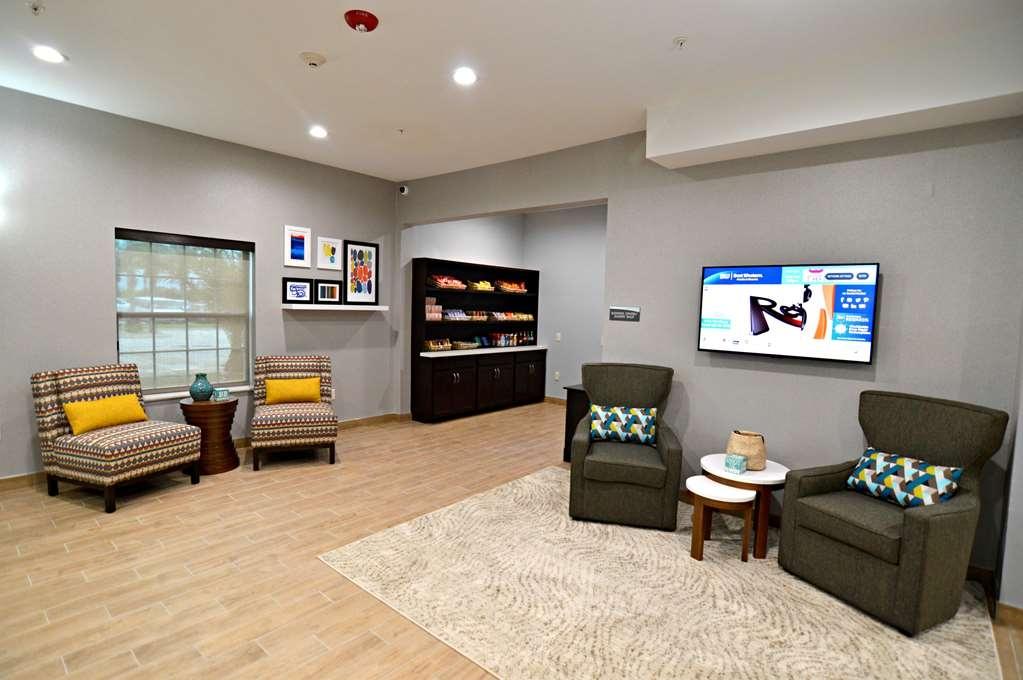 Best Western Ingleside Inn & Suites - Vue du lobby