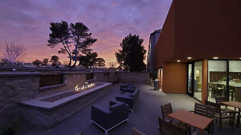 Best Western El Paso Airport Entrada Hotel - Aussenansicht