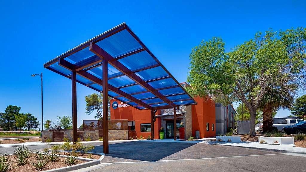 Best Western El Paso Airport Entrada Hotel - Vue extérieure