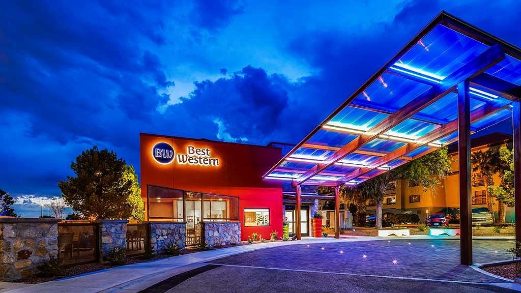 Best Western El Paso Airport Entrada Hotel - Area esterna