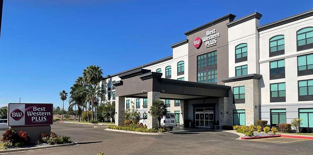 Best Western Plus McAllen Airport Hotel - Vista exterior