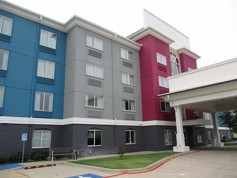 Best Western Plus Stephenville Inn - Vista exterior
