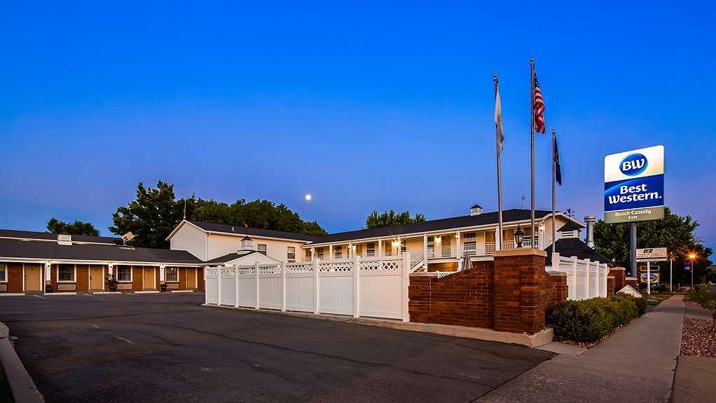 Best Western Butch Cassidy Inn - Vista exterior